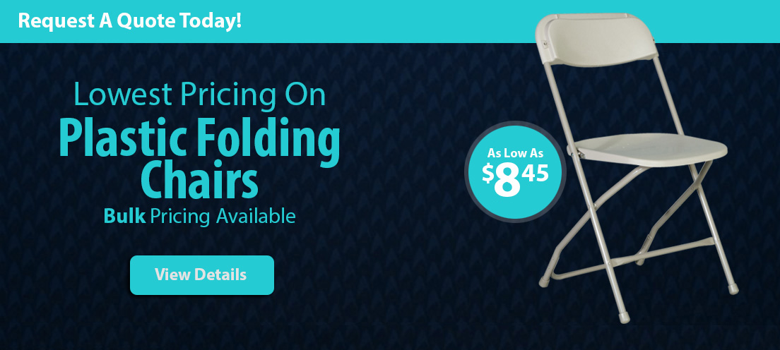 Classic Series Plastic Folding Chairs