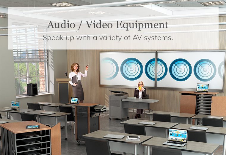 Audio / Video Equipment