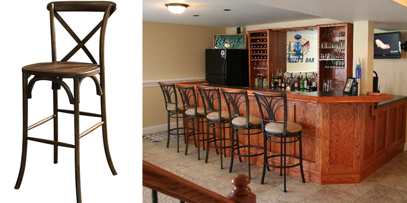 Bar Top Cocktail Chairs